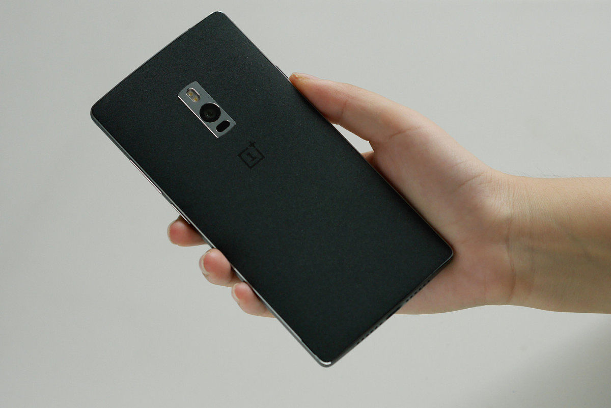 OnePlus 2 Leak 1 - High Resolution Images of the OnePlus Two leaked ahead of official launch