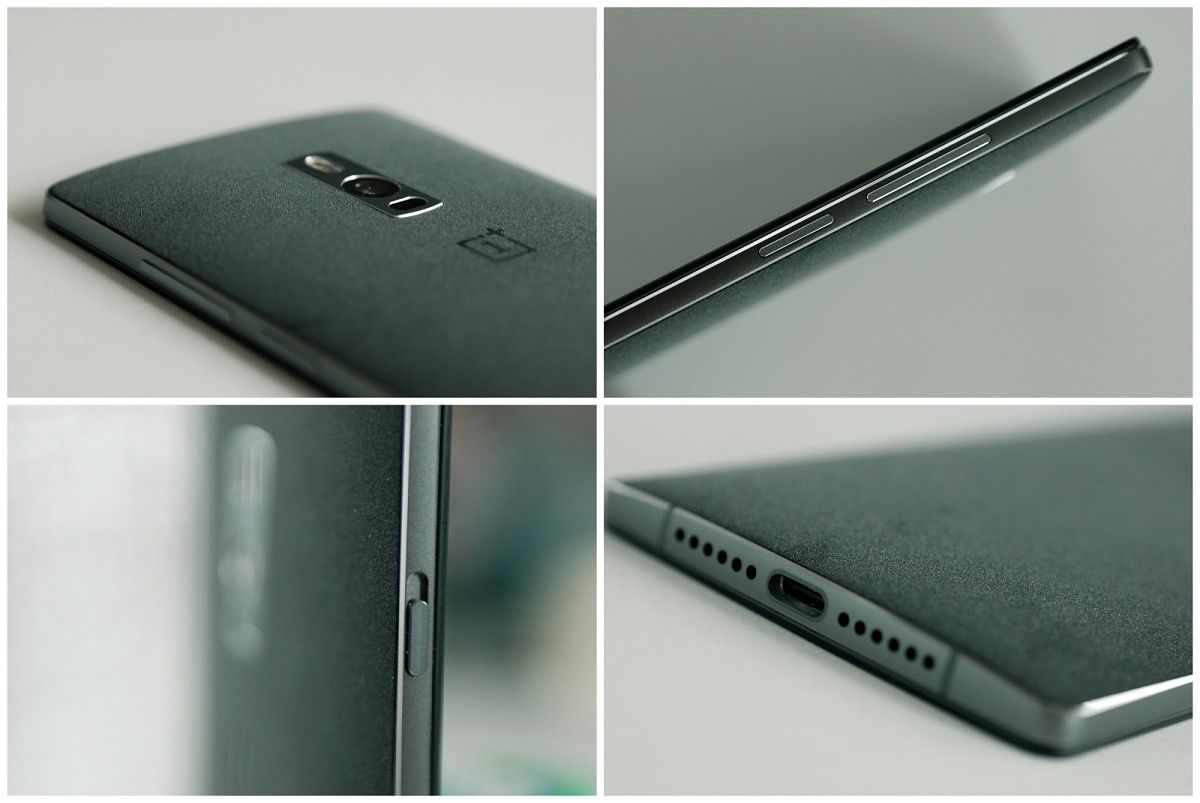 OnePlus 2 Leak 3 - High Resolution Images of the OnePlus Two leaked ahead of official launch