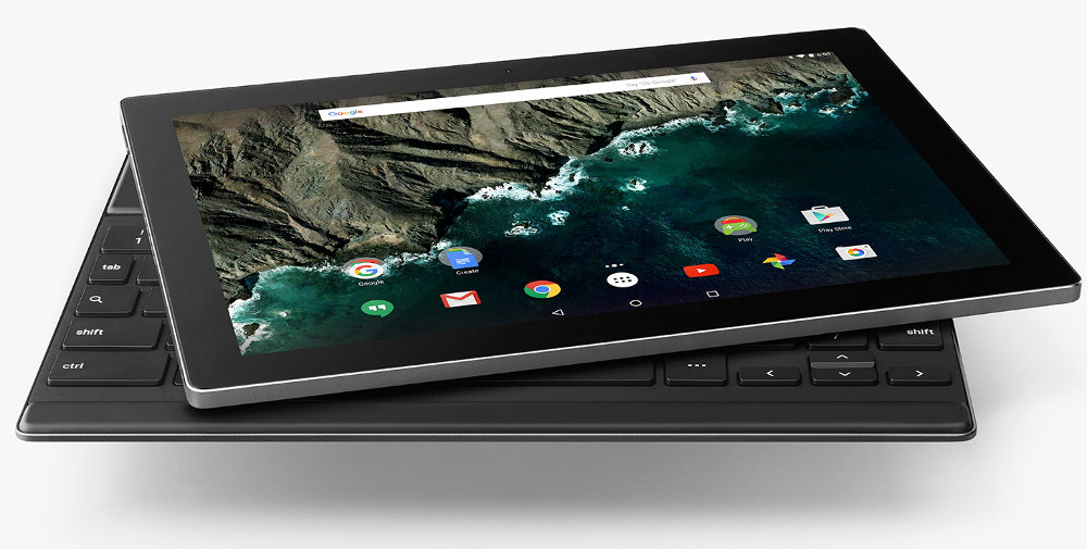 Google Pixel C1 - Google unveils the Pixel C as a Laptop-Tablet Hybrid