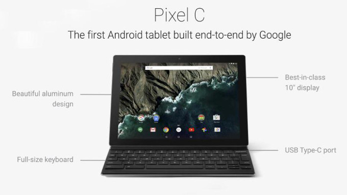 Pixel C Header 2 - Google unveils the Pixel C as a Laptop-Tablet Hybrid