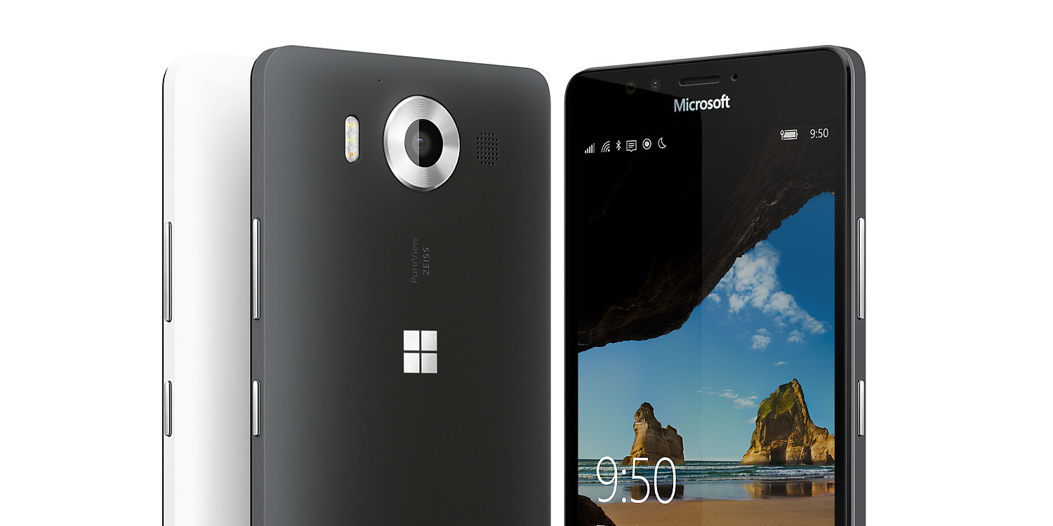 Microsoft Lumia 950 1 - Microsoft unveils the Lumia 950 with Liquid cooling