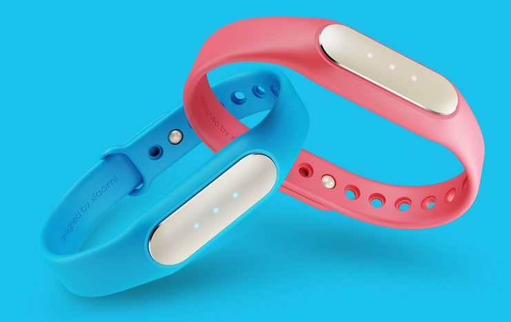 Mi Band 1S priced at 15 ships on November 11th - Xiaomi unveils the Mi Band 1S with a Heart Rate Sensor for $15
