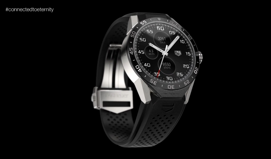 TAG Heuer Connected - TAG Heuer Connected unveiled as the first Android Wear based luxury smartwatch