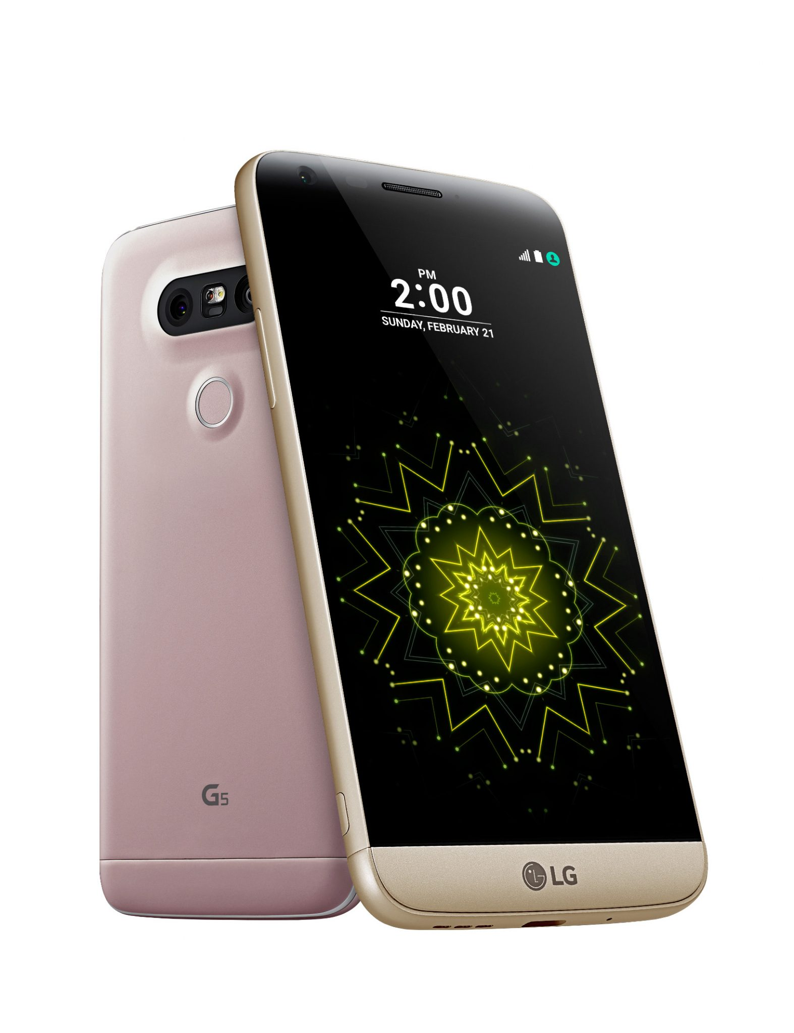 LG G5 1 - LG unveils the LG G5 with a Modular Design and Dual Cameras