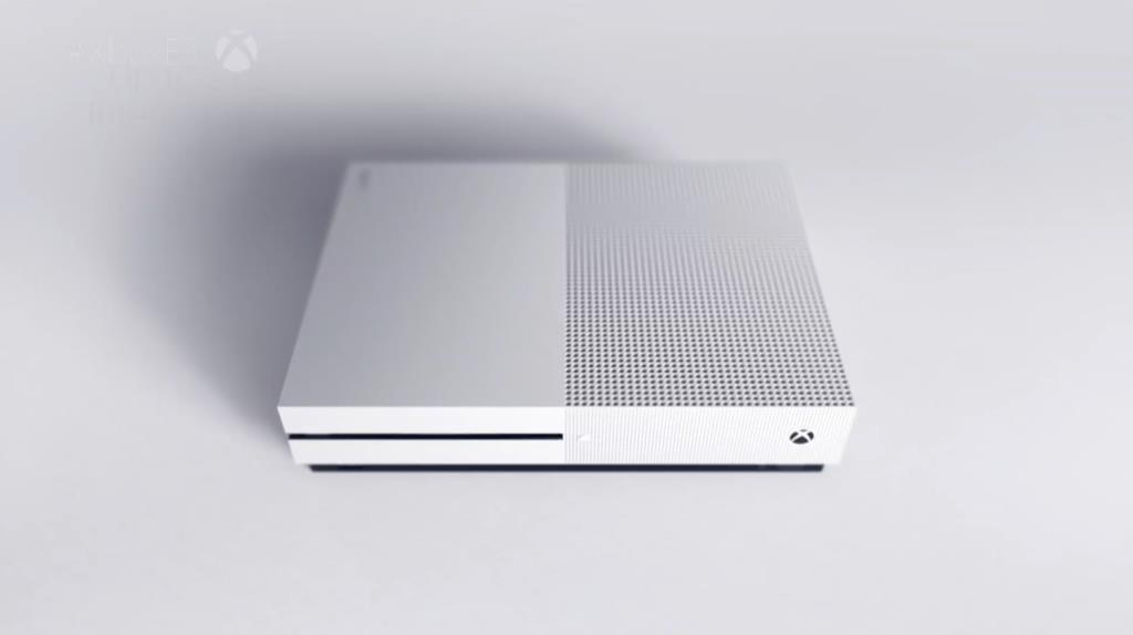 Xbox One S 3 - Microsoft unveils a slimmer verison of the Xbox One called the Xbox One S