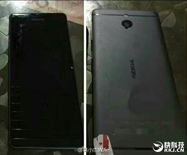 alleged Nokia phone prototype - Alleged Nokia P flagship leaks along with specifications