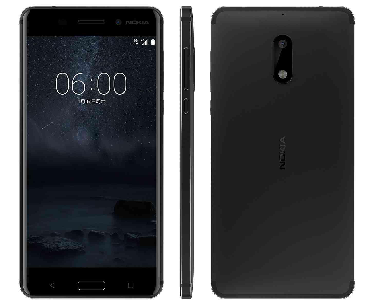 nokia6 - Nokia is Back in the smartphone game with the launch of the Nokia 6
