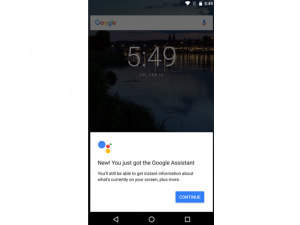 Google Assistant 300x225 - Google Assistant released for some non-Pixel phones with new alpha Google app? [Download APK here]