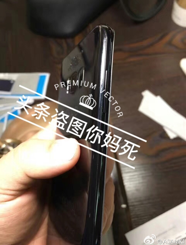 Screen Shot 2017 02 22 at 9.34.25 PM - Samsung Galaxy S8 & S8+ Live Images Leaked showing off a working device