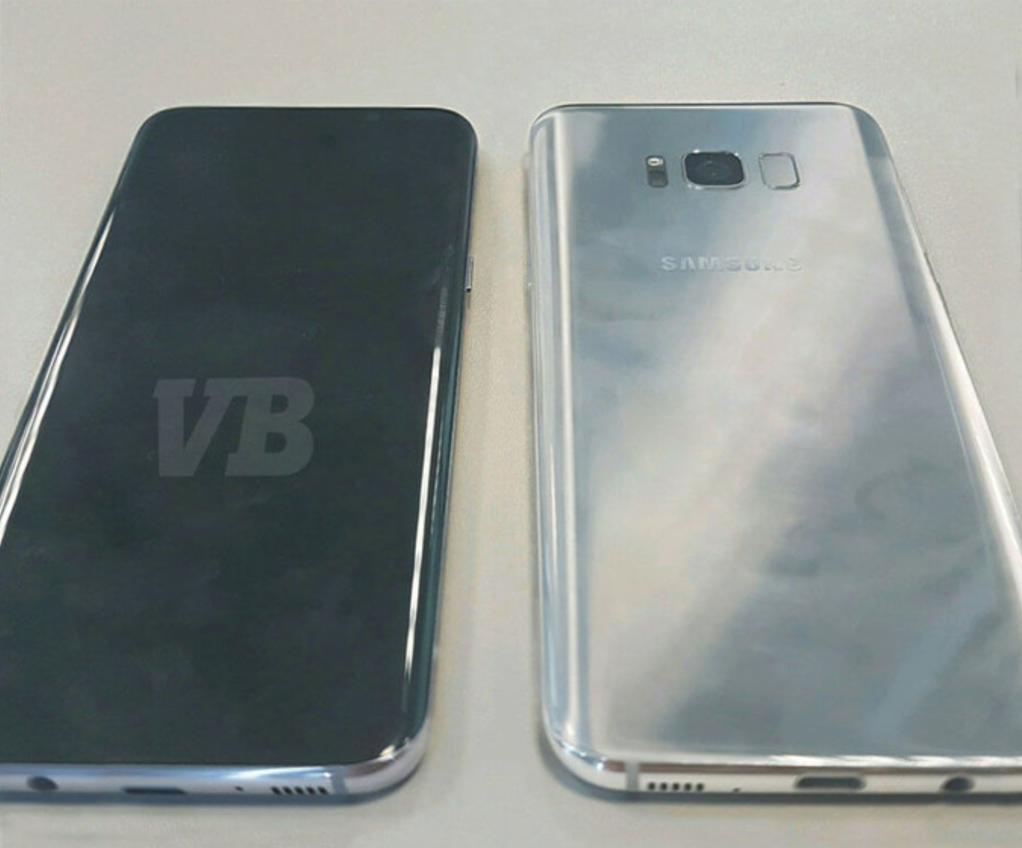 Screen Shot 2017 02 22 at 9.35.06 PM - Samsung Galaxy S8 & S8+ Live Images Leaked showing off a working device