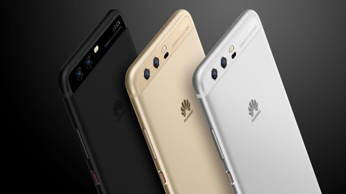 Huawei P10 Press 7 - Huawei unveils the Huawei P10 and P10 Plus at MWC 2017