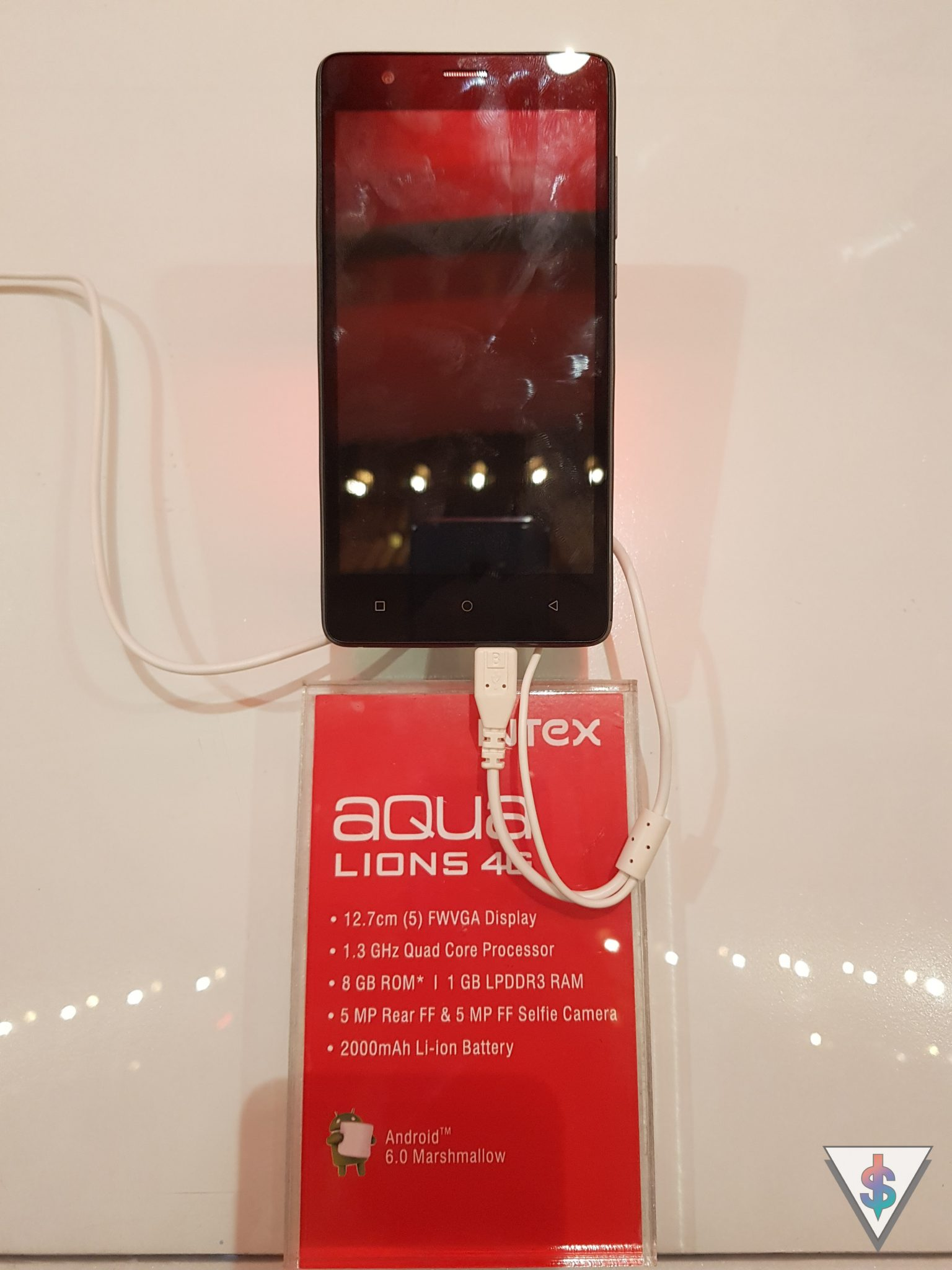 Intex AndroDollar 14 - Intex partners with Softlogic to unveil the Aqua A4, Aqua Lions 4G and more budget oriented devices in Sri Lanka