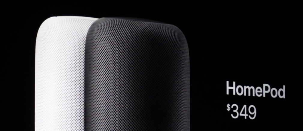 Screen Shot 2017 06 06 at 1.18.54 AM - Apple unveils HomePod - a Smart Speaker for your home powered by Siri