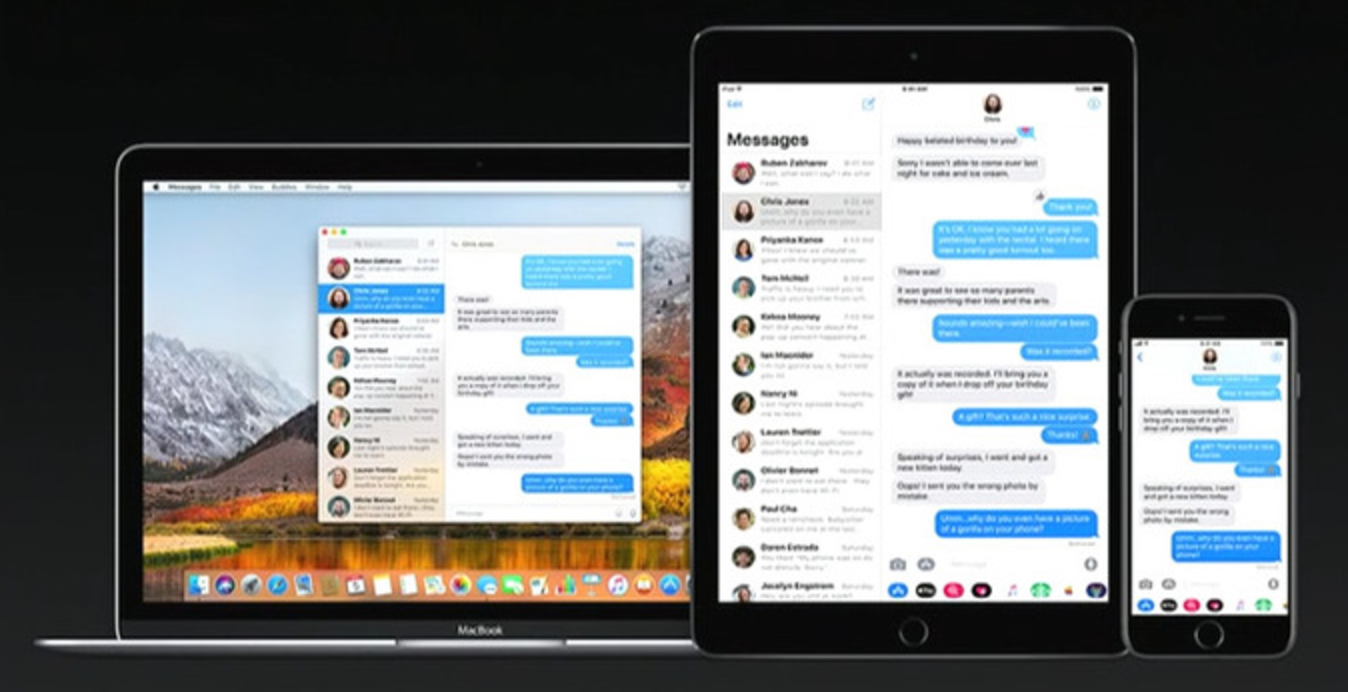 Screen Shot 2017 06 06 at 12.11.02 AM - Apple announces iOS 11 at WWDC 2017 with improvements to Siri, Special iPad functionality and more