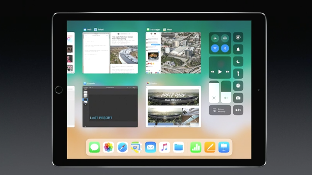 Screen Shot 2017 06 06 at 12.28.47 AM - Apple announces iOS 11 at WWDC 2017 with improvements to Siri, Special iPad functionality and more