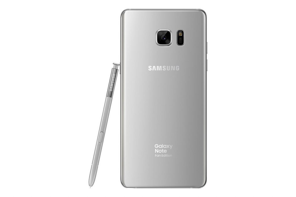 galaxy note fan edition 5 1024x683 - Note 7 is BACK - Samsung unveils a special Fan Edition of the Galaxy Note 7; Available on July 7th
