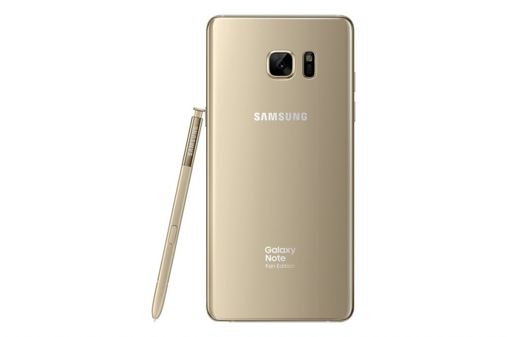 galaxy note fan edition 6 1024x682 - Note 7 is BACK - Samsung unveils a special Fan Edition of the Galaxy Note 7; Available on July 7th