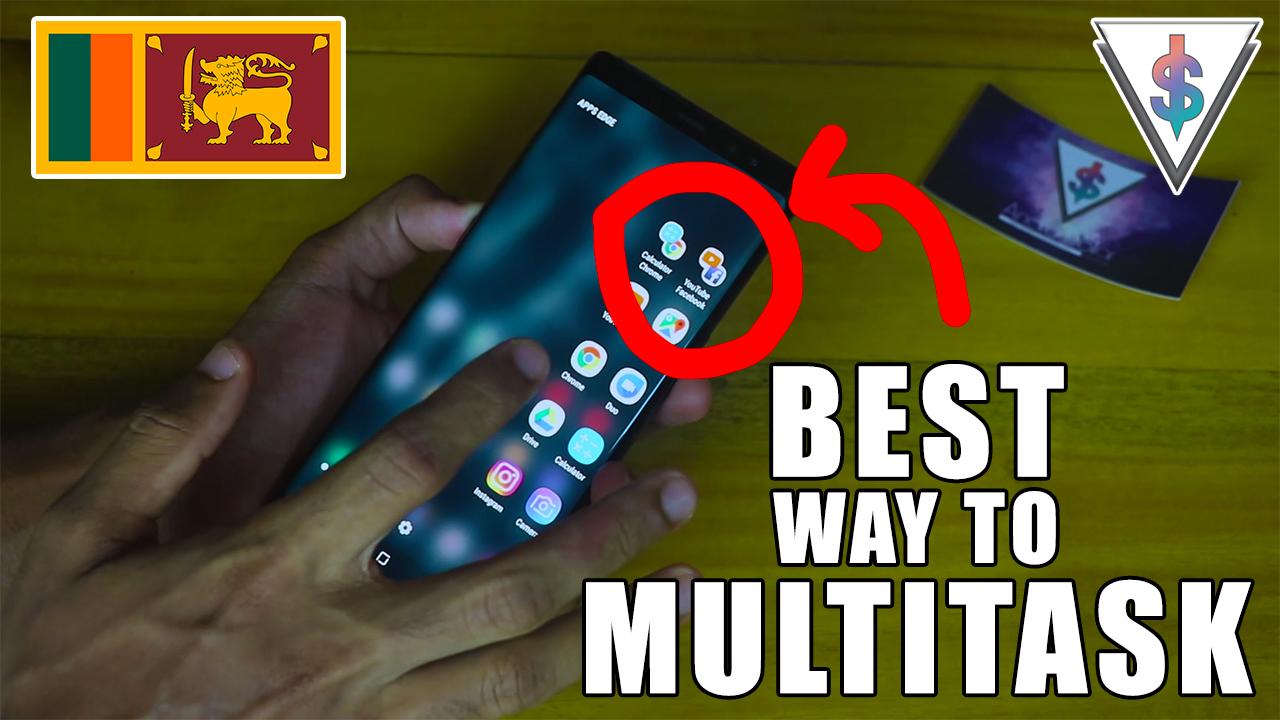 Best way to multitask