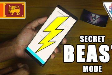 secret beast mode galaxy note 8