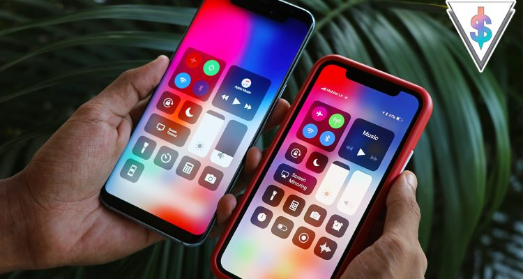 transform android phone to iphone x 750x400 - Transform your Android phone to an iPhone X running iOS!