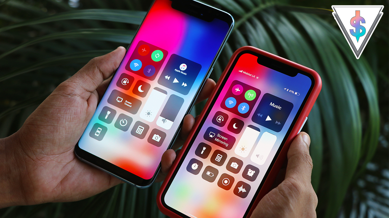 transform android phone to iphone x - Transform your Android phone to an iPhone X running iOS!