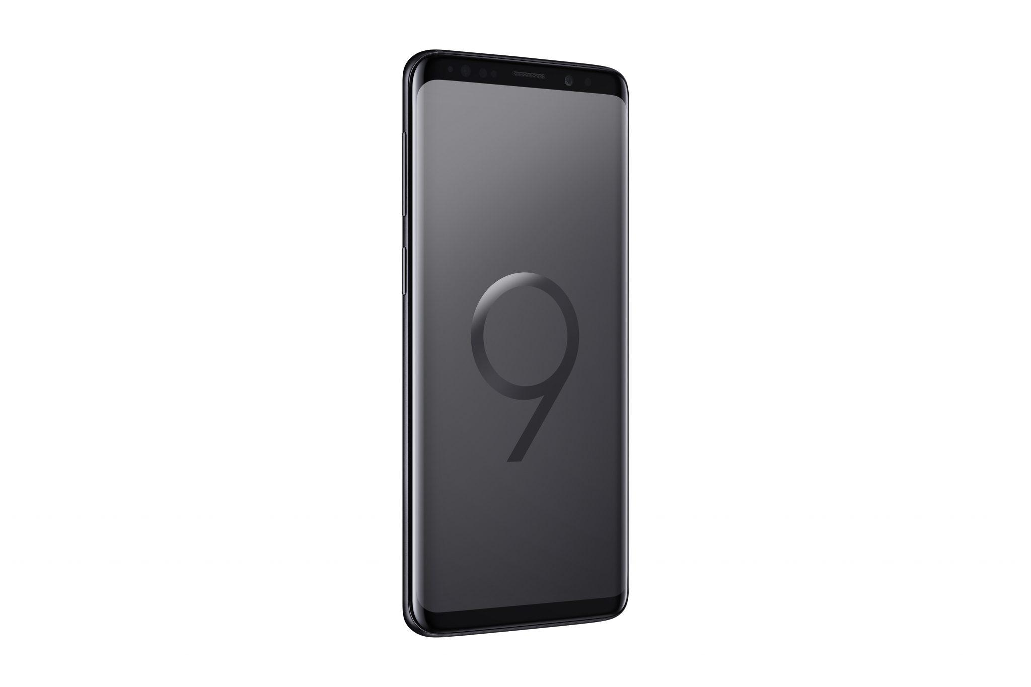 SM G960 GalaxyS9 L30 Black - SM_G960_GalaxyS9_L30_Black