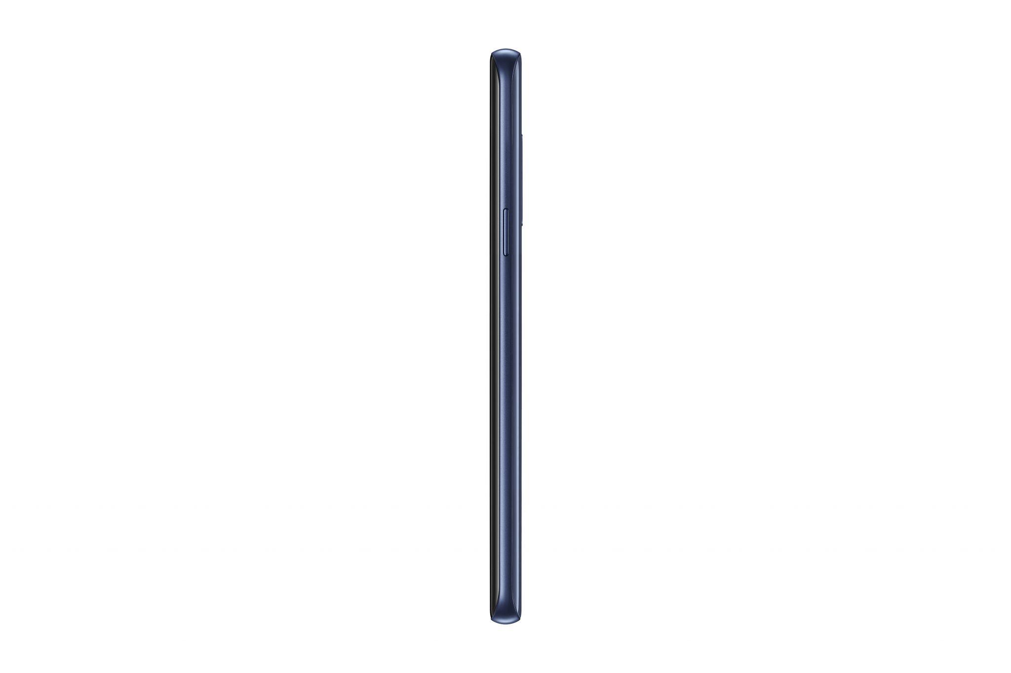 SM G960 GalaxyS9 RSide Blue - SM_G960_GalaxyS9_RSide_Blue