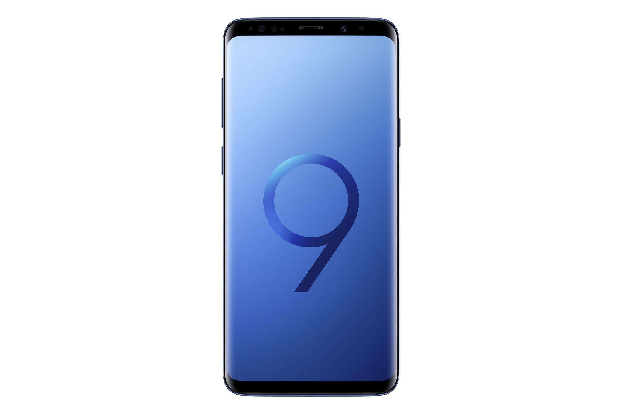 SM G965 GalaxyS9Plus Front Blue 1 - SM_G965_GalaxyS9Plus_Front_Blue