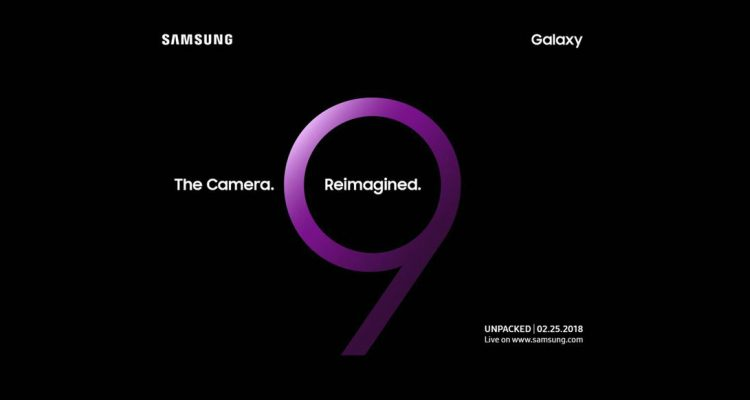 Samsung Galaxy S9 Unpacked 750x400 - LEAKED : HP's Newest Tablet showing off Stong Bezels