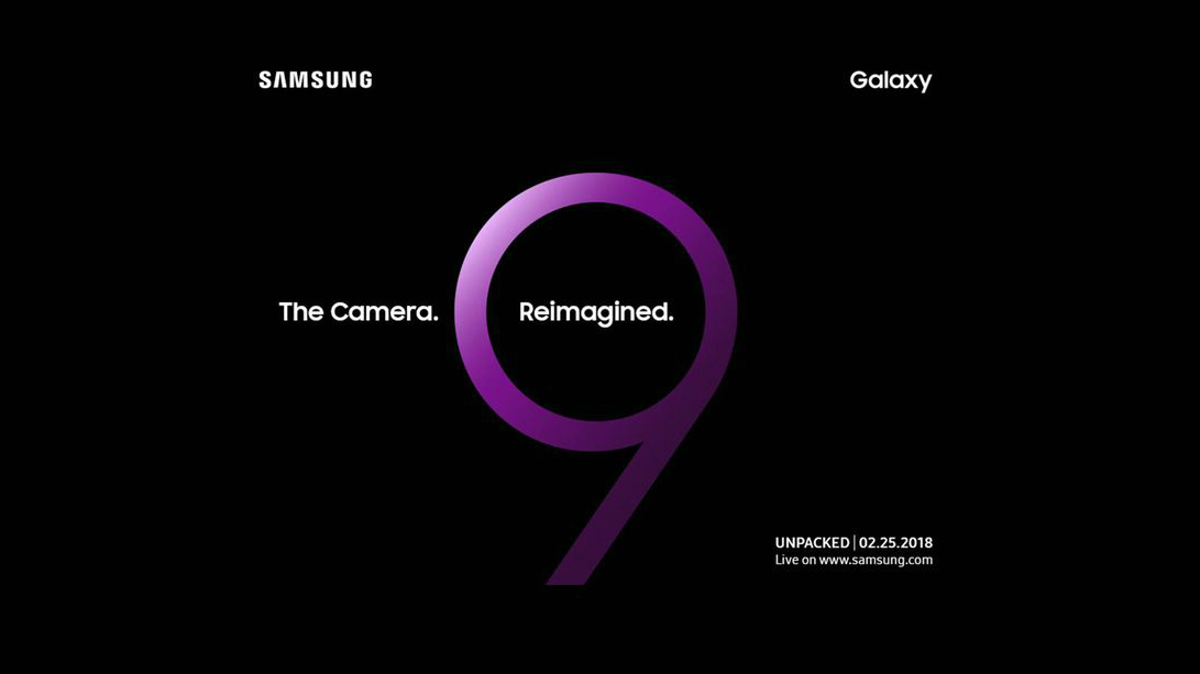 Samsung Galaxy S9 Unpacked - LIVE STREAM : Galaxy S9 & S9+ Launch Event (Samsung Unpacked 2018) [FINISHED]