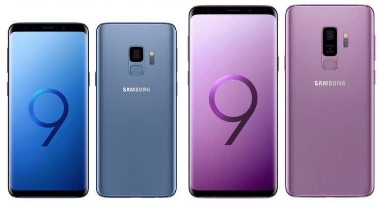 galaxy s9 and galaxy s9 plus 750x400 - Meet the Galaxy S9 and S9+ which comes with AR Emoji, dual speakers and super slow mo video