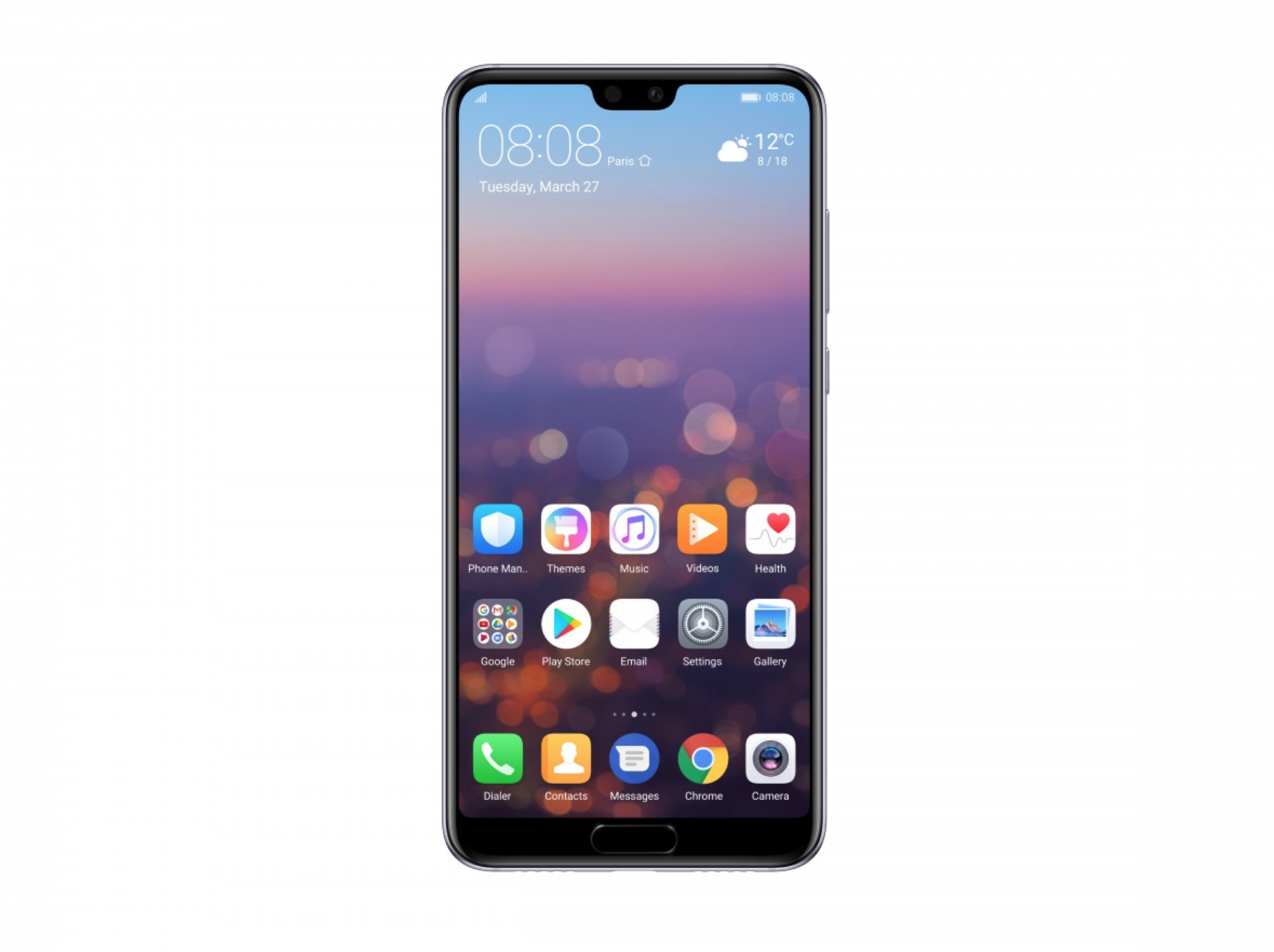 Screen Shot 2018 03 27 at 10.31.23 PM - Huawei unveils the Huawei P20 Pro rocking a notch and a 40MP Triple camera setup along with the P20