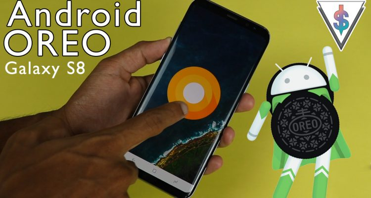 android oreo samsung galaxy s8 750x400 - How to manually install the Android Oreo on to the Samsung Galaxy S8/S8+