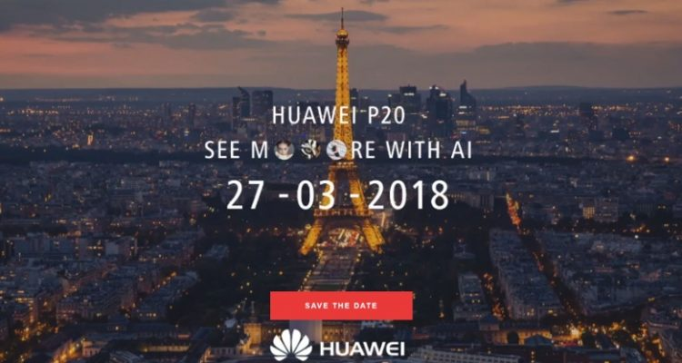 huawei p20 look 750x400 - Huawei unveils the Huawei P20 Pro rocking a notch and a 40MP Triple camera setup along with the P20