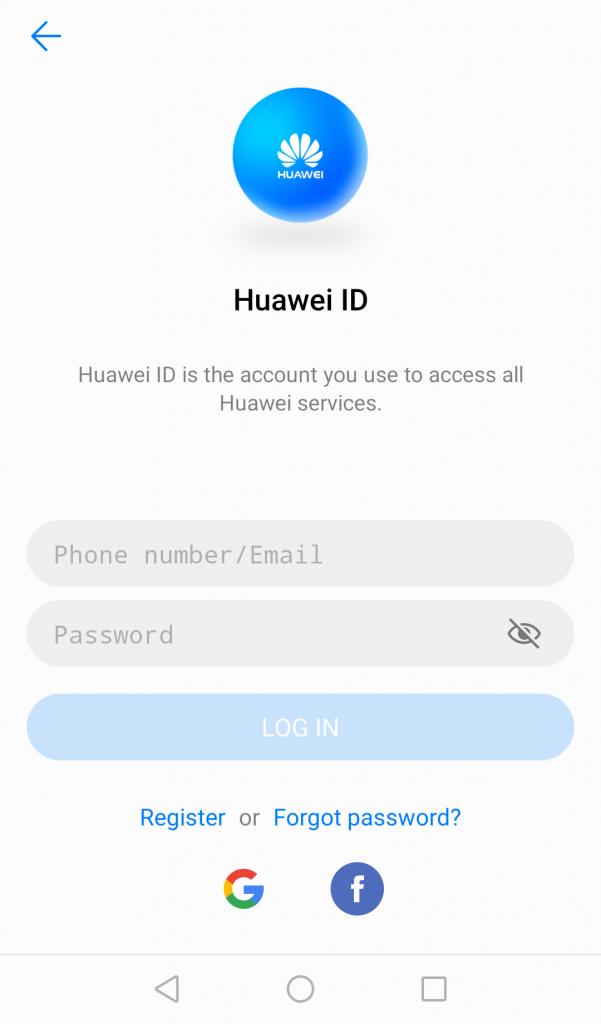 login step3 new 601x1024 - HOW TO : Install Android 8.0 Oreo Beta on to your Huawei Nova 2i NOW