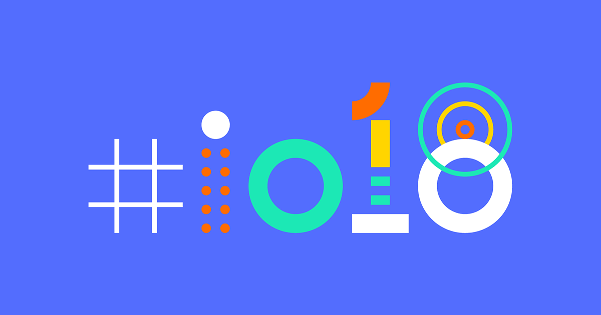io social banner - LIVE STREAM : Google I/O 2018 [FINISHED]