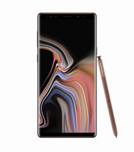 Galaxy Note9 Metallic Copper 1 263x300 - Samsung unveils the Galaxy Note 9 with a completely redesigned S-pen, massive battery and superb performance