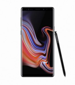 Galaxy Note9 Midnight Black 1 263x300 - Samsung unveils the Galaxy Note 9 with a completely redesigned S-pen, massive battery and superb performance