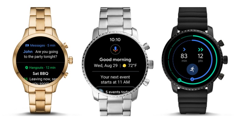 Screen Shot 2018 08 29 at 11.43.35 PM - Google gives WearOS a major redesign