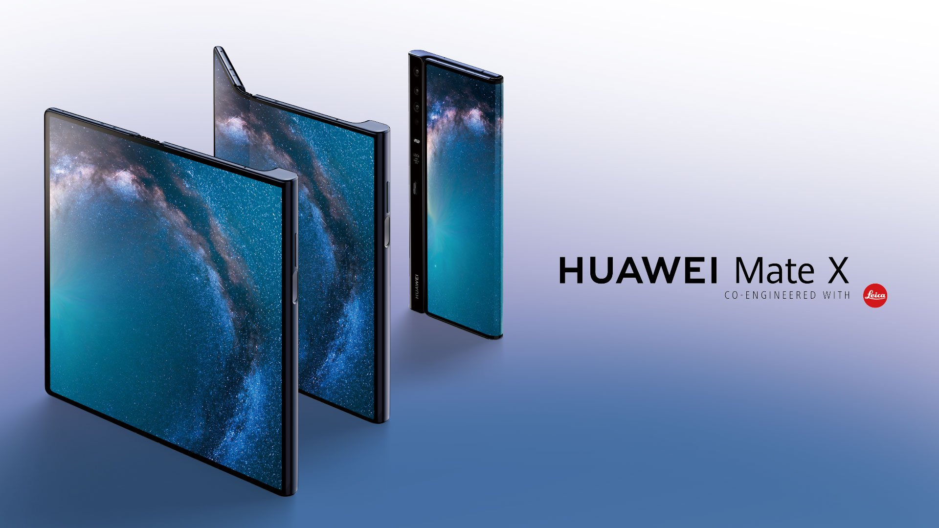D0LLX5kX4AA1E62 - Huawei unveils the Huawei Mate X - The world's first 5G Foldable smartphone priced at $2600