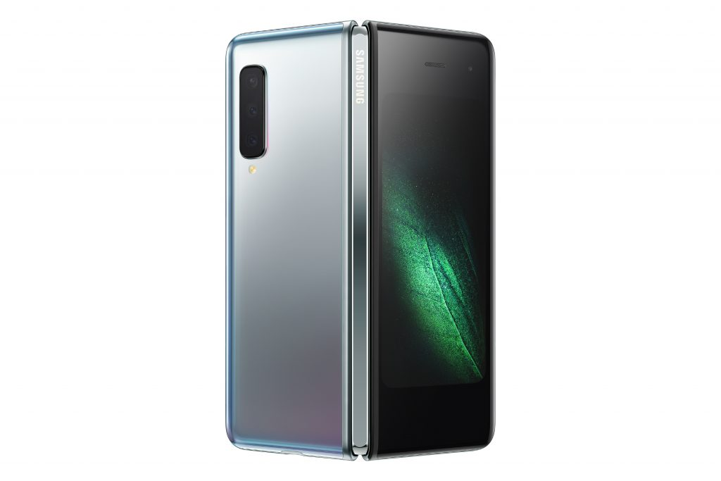 Samsung Galaxy Fold 1 1024x683 - Samsung unveils the Galaxy Fold - a foldable smartphone that costs $1980