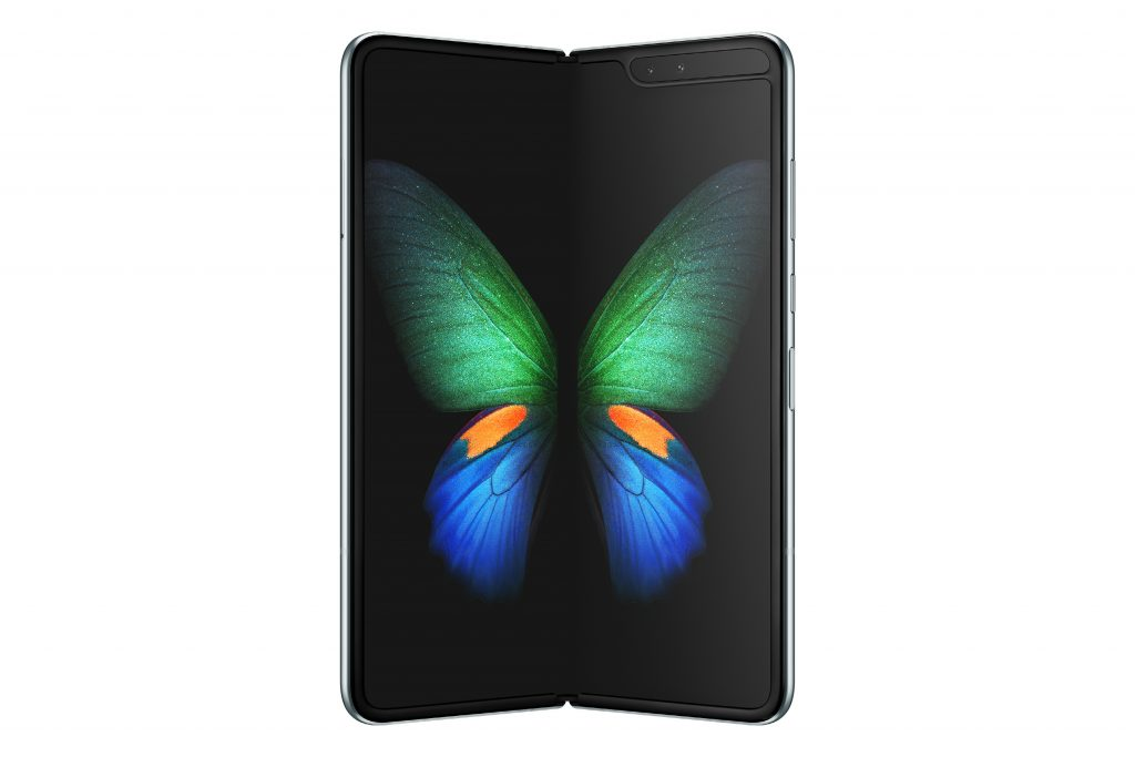 Samsung Galaxy Fold 3 1024x683 - Samsung unveils the Galaxy Fold - a foldable smartphone that costs $1980