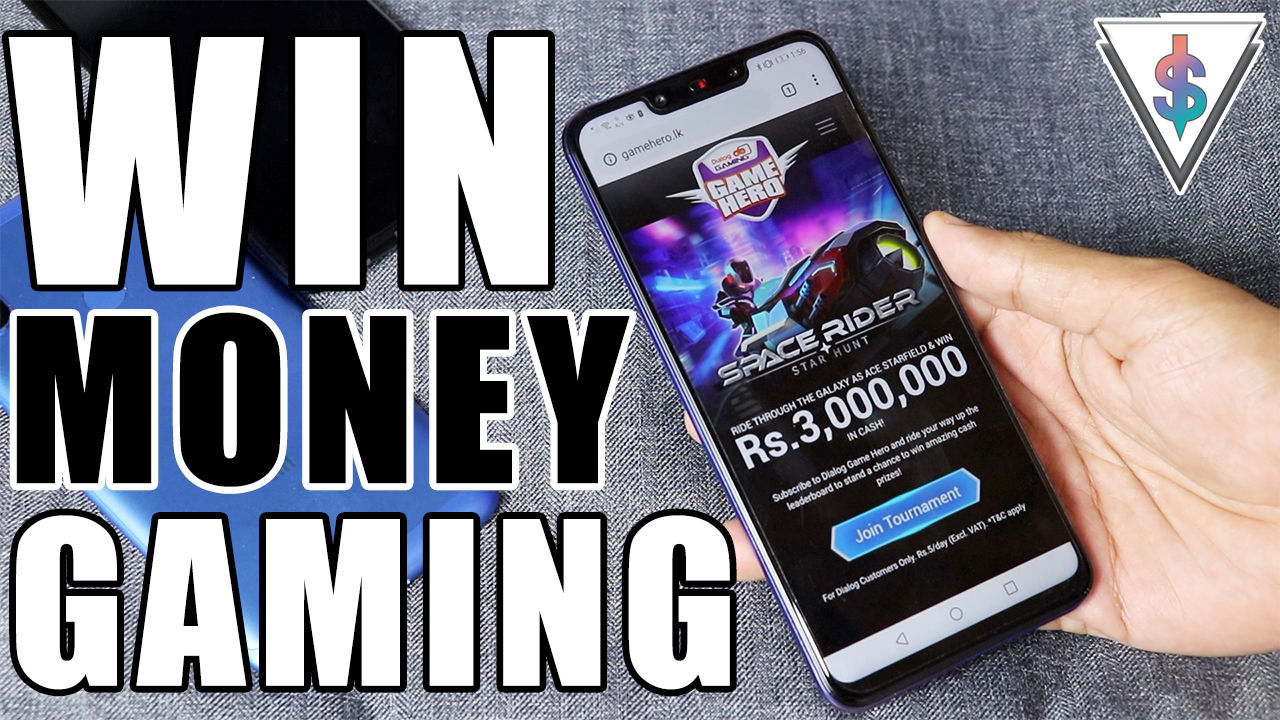 win money playing games — Andro Dollar
