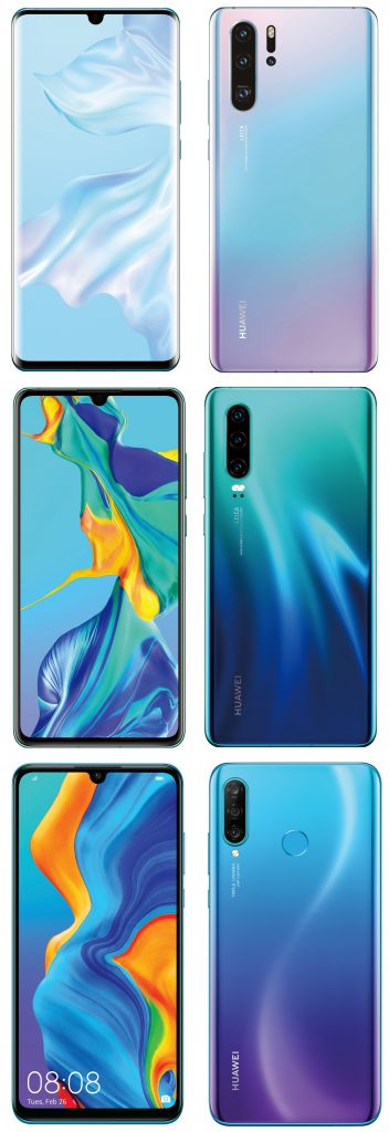 D2iZL0QWwAcCV f 352x1024 - Huawei unveils the Huawei P30 and Huawei P30 Pro focusing mainly on the camera