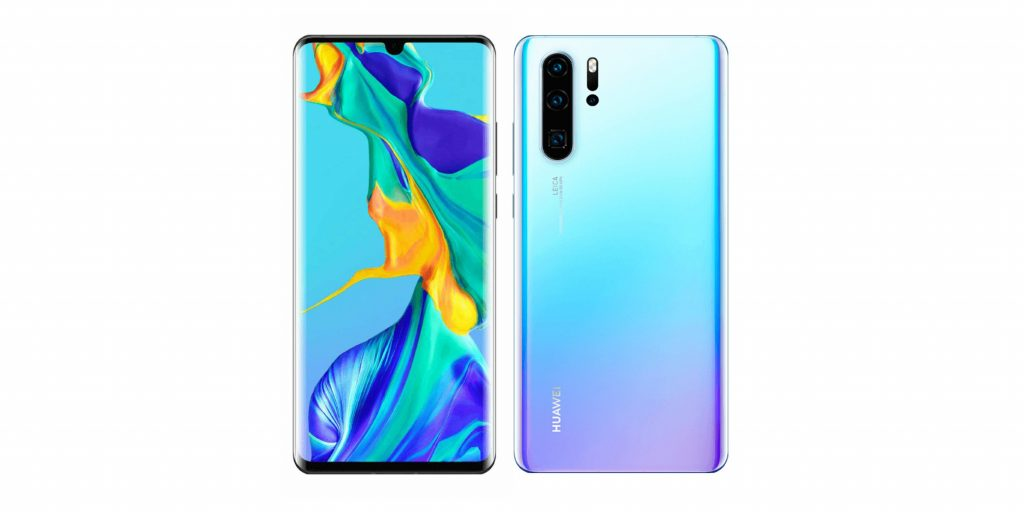 huawei p30 pro leak press render 1024x512 - Huawei unveils the Huawei P30 and Huawei P30 Pro focusing mainly on the camera