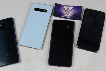 mate 20 vs s10 360x240 - Samsung Galaxy S10 vs Huawei Mate 20 Pro (Ultrasonic vs Optical Fingerprint scanner and Face unlock compared)