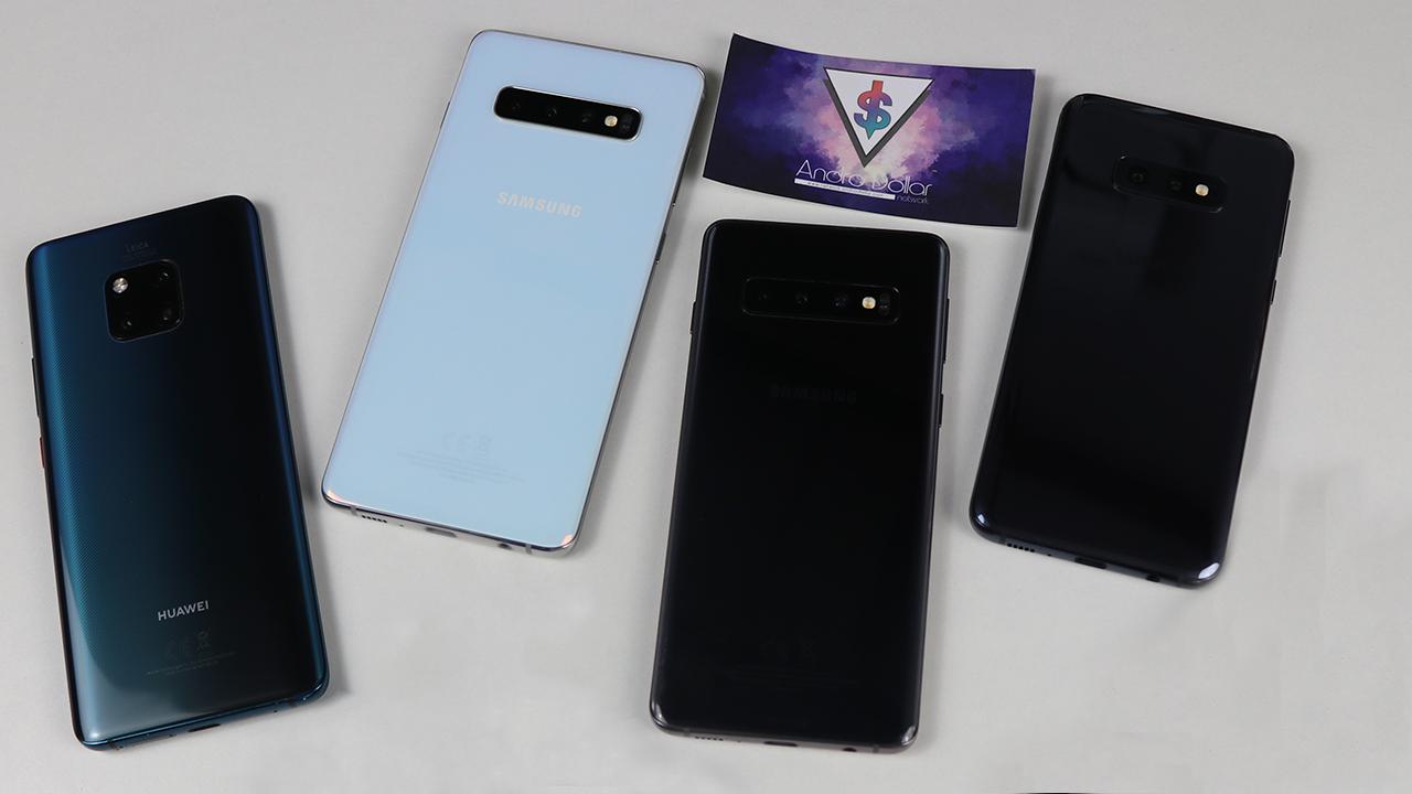 mate 20 vs s10 - Samsung Galaxy S10 vs Huawei Mate 20 Pro (Ultrasonic vs Optical Fingerprint scanner and Face unlock compared)