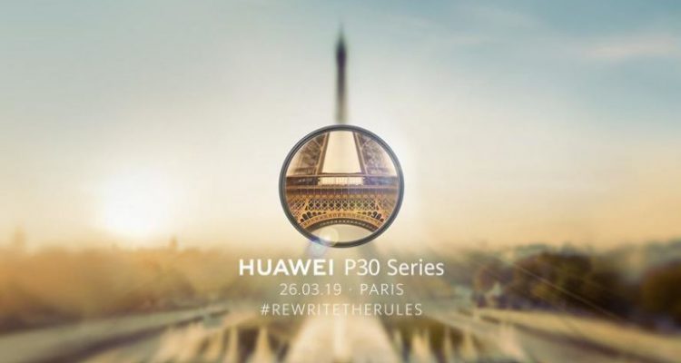 pD6kdTNDrktW9rPvMFep8J 768 80 750x400 - Huawei unveils the Huawei P30 and Huawei P30 Pro focusing mainly on the camera