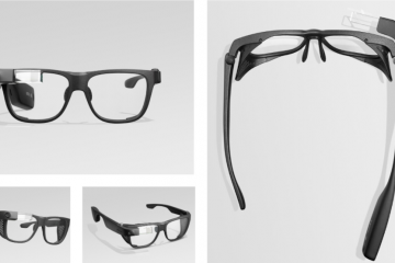 Glass Enterprise Edition 2.max 1000x1000.0 360x240 - Google announces Google Glass 2 - Augmented Reality Glass Headset for 999$