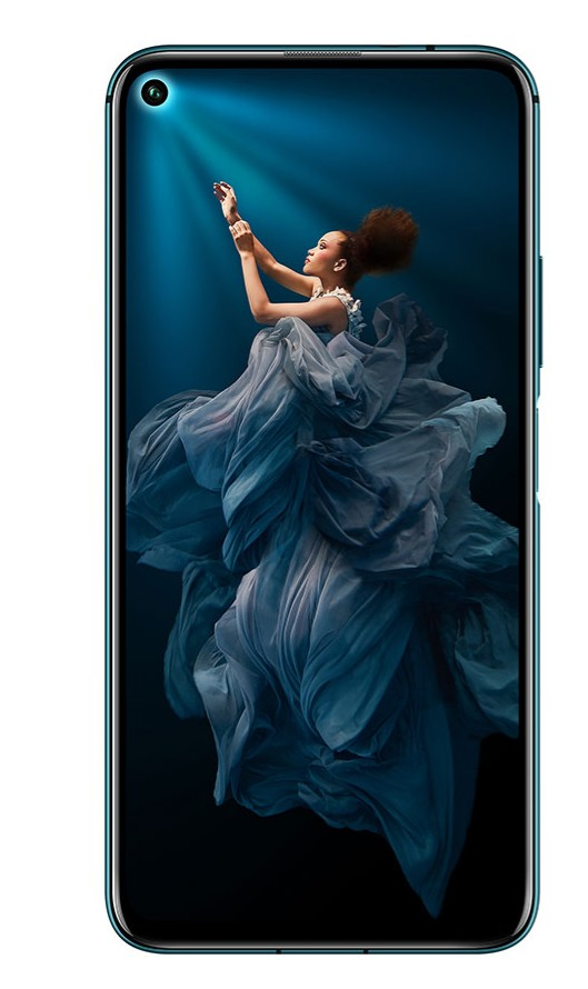 Honor 20 Pro Press Render - All you need to know about the Honor 20 and Honor 20 Pro.